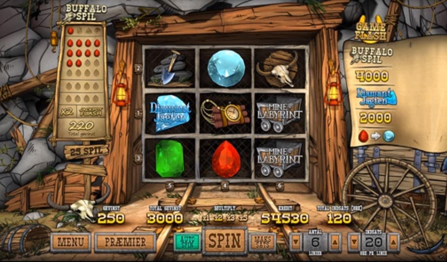 Diamond Express spilleautomat